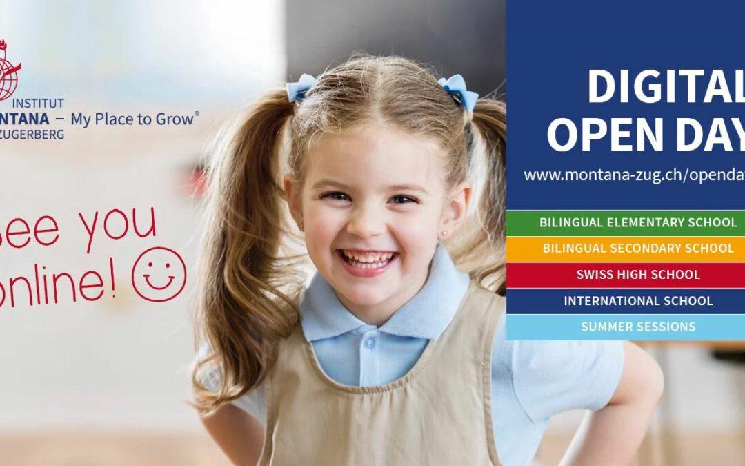 Digital Open Day
